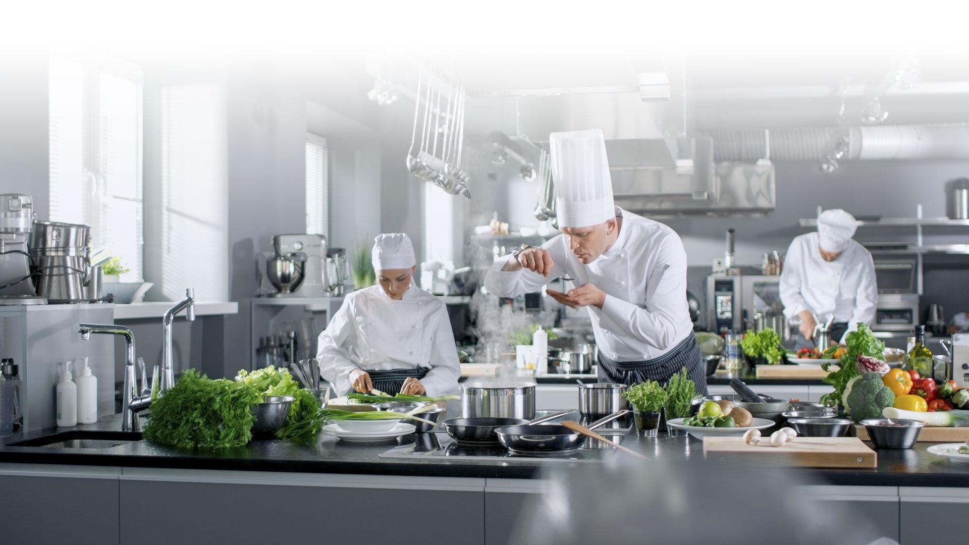 Hygiene Fallen In Der Gastronomie Meiko