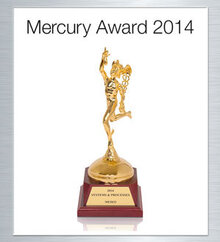 MERCURY AWARD